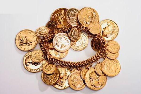 Herencias de monedas